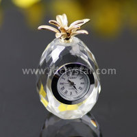 wedding favor Table Accessories crystal clock