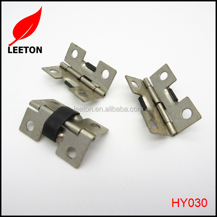 Hot selling cheap metal small box spring hinge for toy box