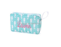 "10"" Fashion Polyester Accessory Cosmetic Bag / makeup bag cosmetic organizer"