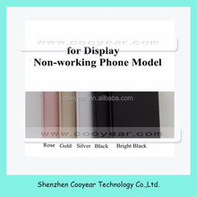 New No-Working 1:1 Size Metal Dummy Display Phone for iPhone 7 4.7 / 7 Plus 5.5 Fake Toy Phone Model Case For iPhone 6 6S 5S SE