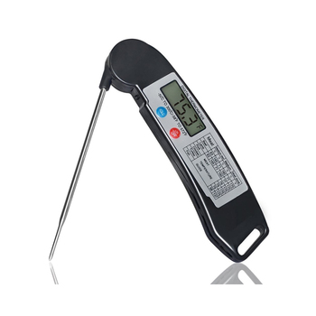 Household handheld lcd mini electronic best digital bbq thermometer