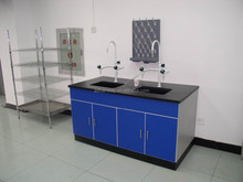 laboratory/sink work table
