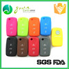 Wholesale new design fashion silicone rubber key head cover