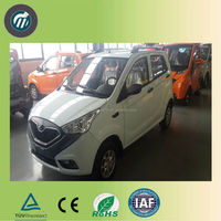 2014 Factory price small 4 seat electric vehicle for sale /automobile (YL-HH-A7)