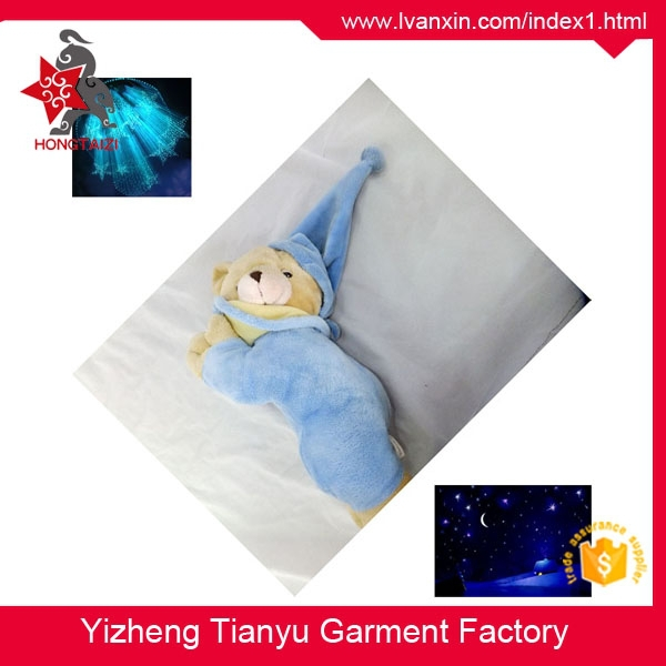 manufacturer direct custom soft stuffed teddy bear giant bear plush sleeping teddy bear toys
