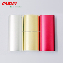 mobile phone case for christmas gift for 18650 battery power bank 5200mah