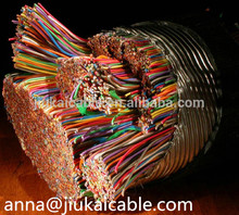 JK cable 10-1200 pairs Duct type jelly filled underground copper Telephone Cable