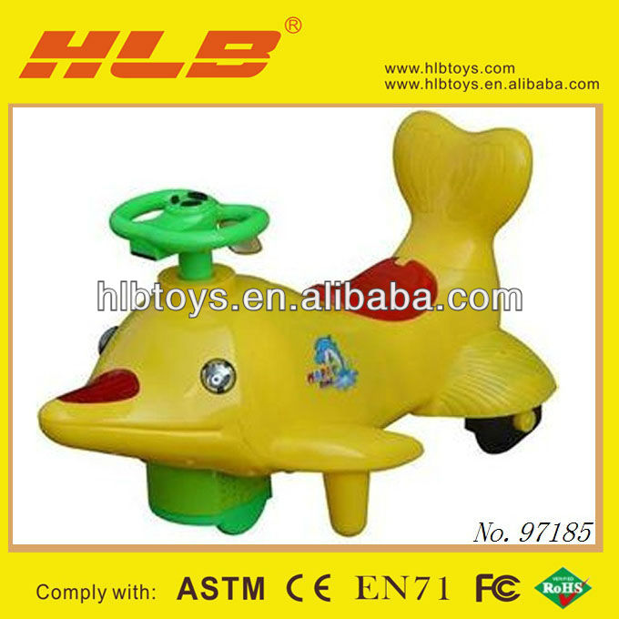 99622 Battery Operated Dolphin Children Ride on Car Toys