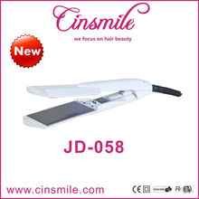 Personalized Korean Design Waterproof Hair Styling Tools Flat Iron PTC Heater Type Flat Iron 2 Inch JD-058