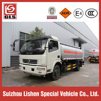 Dongfeng Refueling 4*2 Fuel Oil Tanker Truck For Sale 10000L Capacity