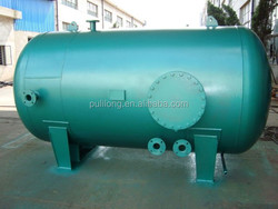 high efficiency shell tube heat exchanger / storage tank for oil ,water,or gas/pressure vessel