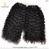 Factory Wholesale Best Quality spanish wave wholesale 100 percent remy brazilian hair weaving