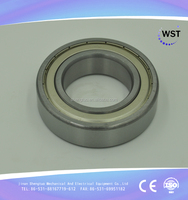 high speed small ball bearing 6302 6303 for passenger three wheel bicycle