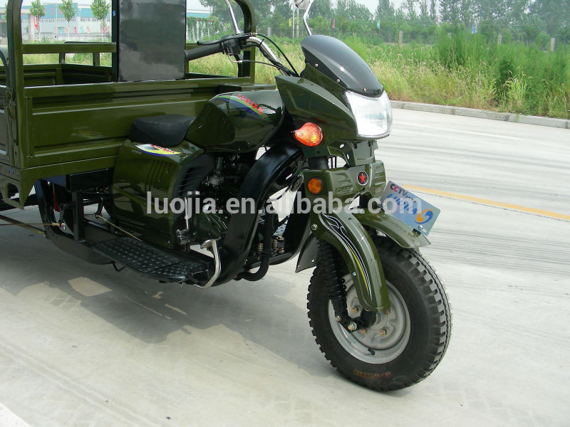 250cc Three Wheel Motorcycle Cargo Tricycle
