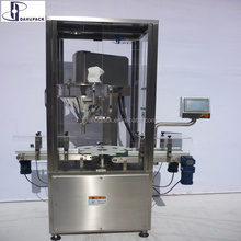 Automatic rotary Bottles Filling Machine For baking powder