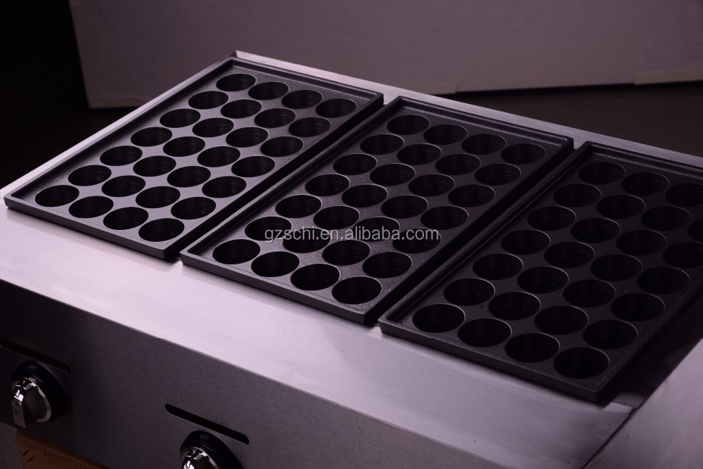 Stainless Steel Commercial Fish Pellet Grill