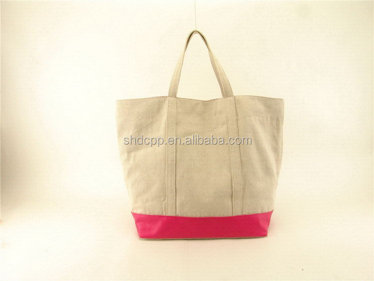 Best quality most popular canvas cloth bag