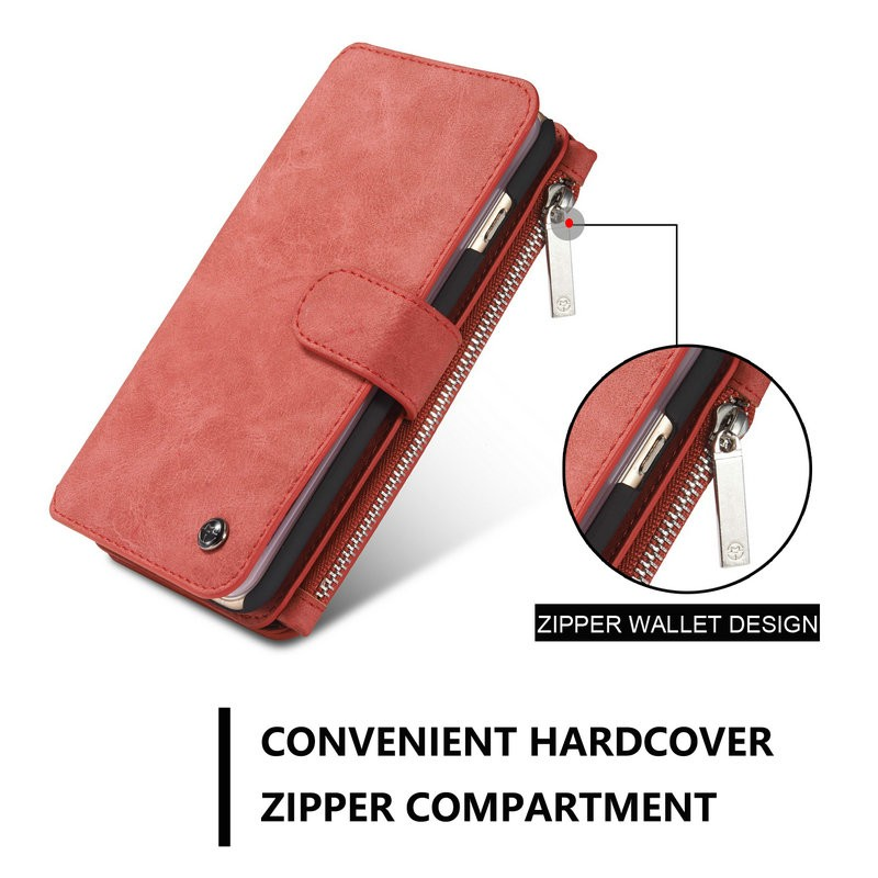 Cell Phone Pouch, for iPhone 6 Leather Case, for Apple iPhone 6 Wallet Case