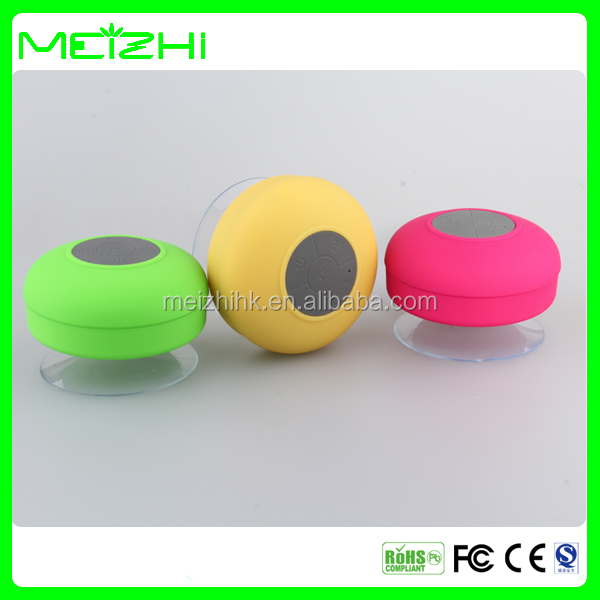 shenzhen china manufacturer OEM/ODM bluetooth waterproof portable speakers shower MINI mushroom bluetooth OUTDOOR speakers