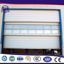 Automatic Warehouse Workshop Industrial CE-approved Sectional Overhead Door