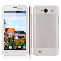 Android 4.2 5inch MTK6589 Quad Core moblie phone 1G/4G GPS WiFi Bluetooth IPS Screen