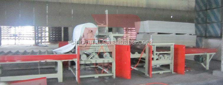 2016 new style PVC plaster ceiling tile manufacture machine