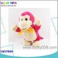 Plush electric monkey With Battery walking and recording education toys for kids