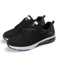 Guangzhou Comfortable breathable mesh Hot Selling Latest Design No Brand Sport Shoes men