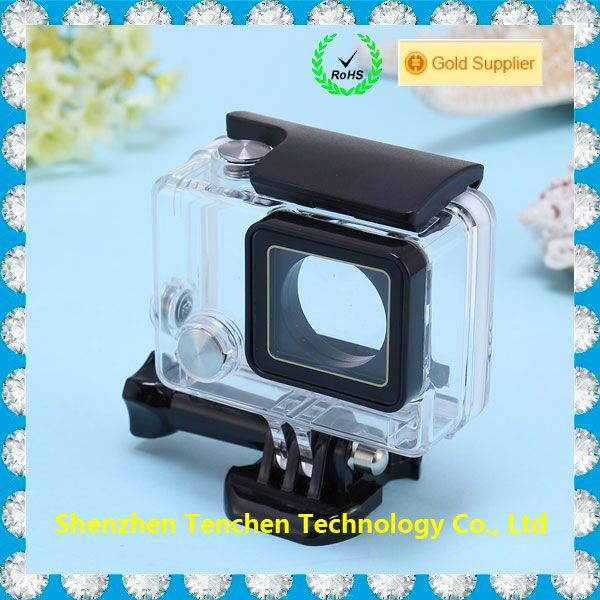 Waterproof housing for gopro accessories 2016 New Products for GoPro Accessories Kit Diving