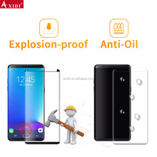 Explosion Proof tempered glass screen protector 9H hardness screen film for Note 8