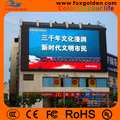 high quality outdoor waterproof P10 advertising led digital display for Commercial real estate