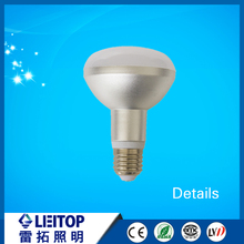 high quality aluminum r39 r50 r63 r80 led bulb 6w led light for indoor lighting