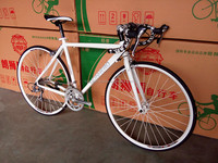 18 Speed Chinese Road Bike 700C Alloy Bike Racing Bicycle Price