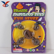 Funny fabulous plastic toy shit for sale