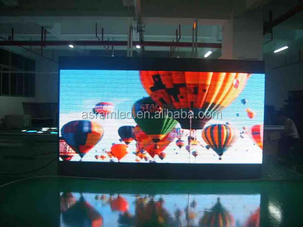P4.81 Indoor Full color die casting aluminum Rental LED Display