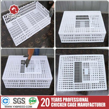 Strong plastic cage/ chicken transport cage for sale