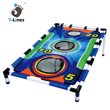 Sports toys plastic bean bag toss <strong>game</strong> with 3 holes