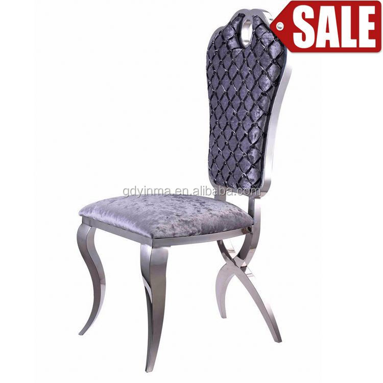 2016 cheap price elegant french accent chair for restaurant