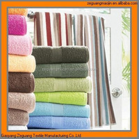 Wholesale Crafted from 100% cotton loops bath towel set