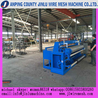 Welded Wire Mesh Machine For Roll