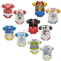 New model wholesale price printing high quality baby clothes