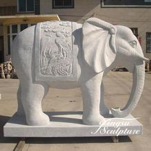 Quality guaranteed granite elephant sculptures