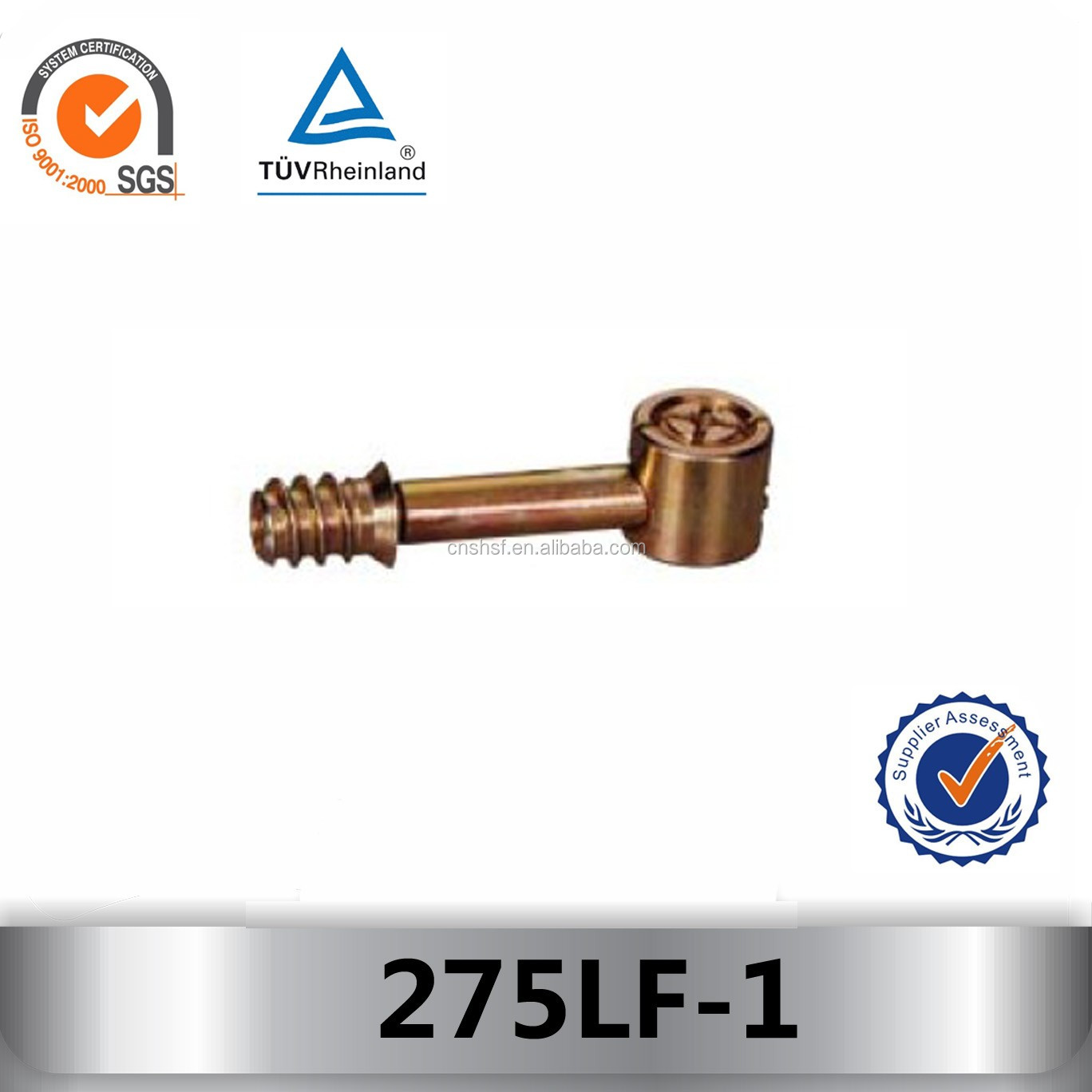 metal four in one connector 275LF-1