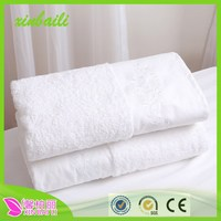 star hotel thickening bibulous special white Egyptian cotton bath towel