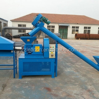 ZBJ System Biomass Charcoal Briquette Machine