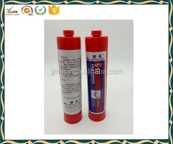 The plane of high temperature resistant silicone sealant 510 anaerobic adhesive