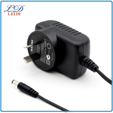 SAA 5V 2A wall power supply AU 12V 800ma 1A ac adapter charger