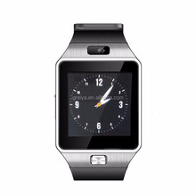 High quality Ce Rohs Smart Watch Manual OEM MTK2502C , Similar DZO9 Smart Watch Support SIM Card
