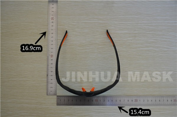 fashionable safety glasses good quality anti-fog glasses