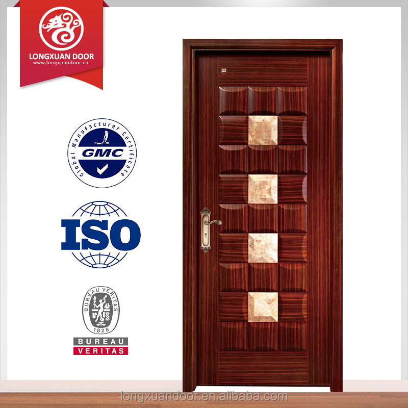 Modern Bedroom Wooden Door Designs diamond designed bedroom wood door design window; wood room door